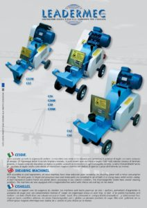 Cesoia Per tondini in ferro Leadermec mod. C-34 Trifase-page-001