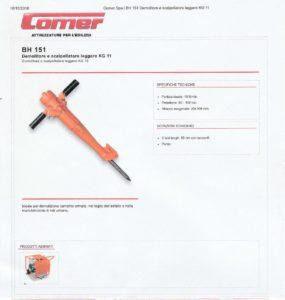 Demolitore idraulico Comer mod. BH 151-page-001