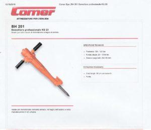 Demolitore idraulico Comer mod. BH 201-page-001