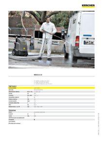 Idropulitrice Karcher mod. HDS 5-11 U-page-002