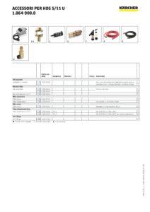 Idropulitrice Karcher mod. HDS 5-11 U-page-015