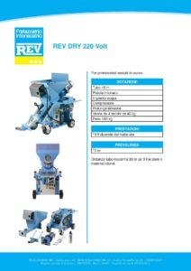 Intonacatrice Revelin mod. Rev Dry - 220 Volt-page-001