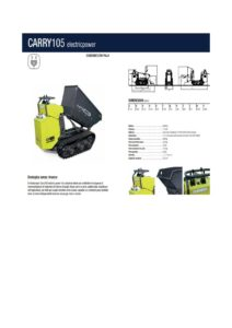 Minidumper IHIMER mod.Carry 105 Electricpower-page-002