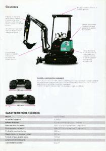 Miniescavatore Kato Imer mod.17 VXE-page-001