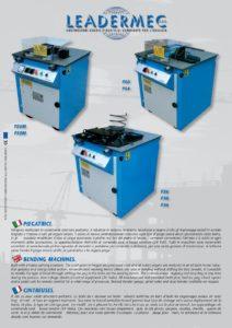 Piegatrice per tondini in ferro Leadermec mod. P-34 Trifase-page-001