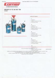Serbatoio per iniezioni Comer mod.Airjet 24 lt-page-001