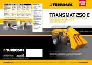 Trasportatrici e mescolatrici di massetti Turbosol mod. Trasmat 250 E-page-001