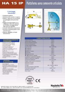 Scheda tecnica HAULOTTE-HA-15-IP-2-noleggio-edilizia-EDILMACO