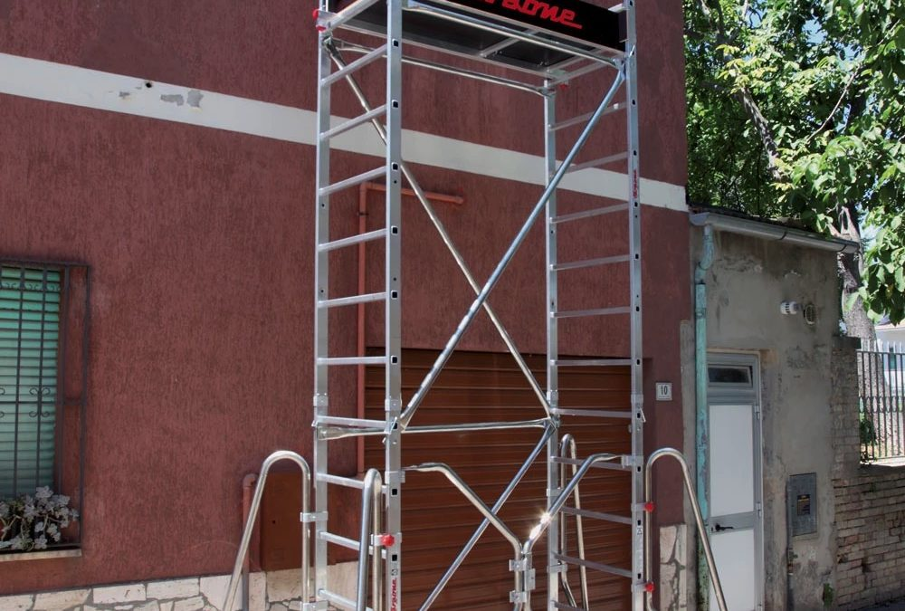 Trabatello Top System – 75cm